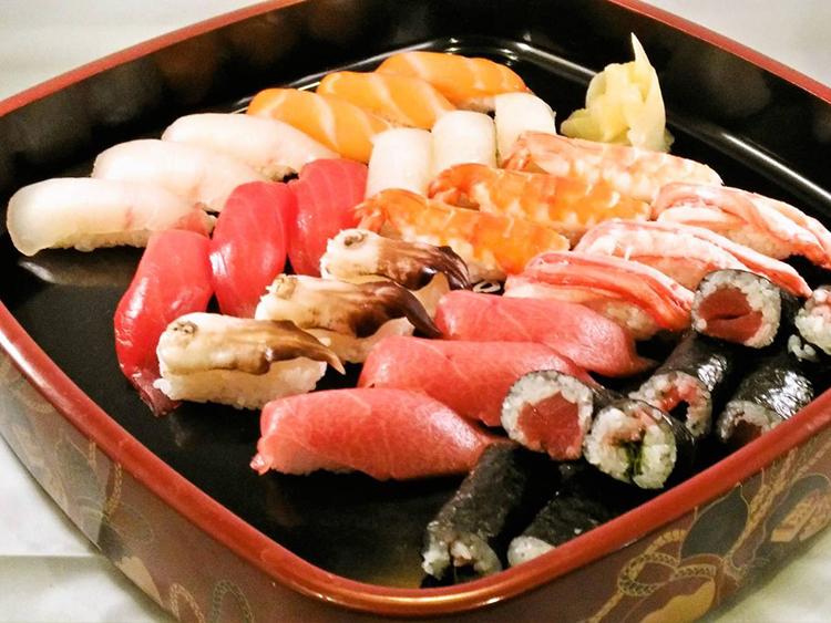 寿司ダイニングとんぼ にしまち店