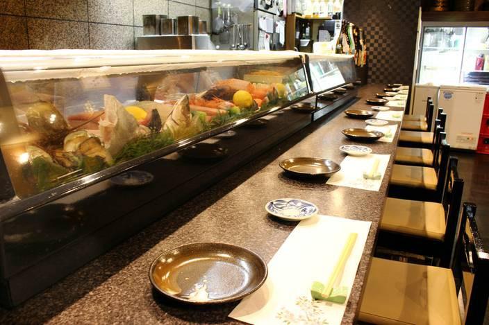 寿司ダイニング とんぼ 豊田駅前本店